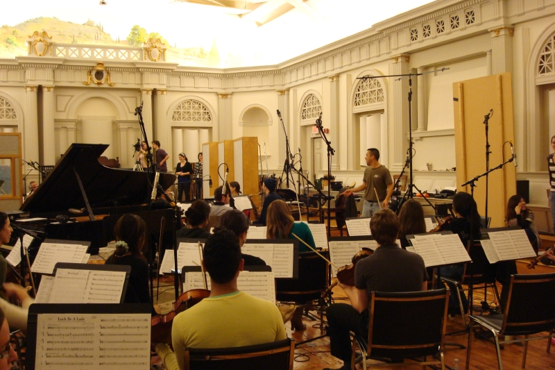 The Art Of Recording The Big Band Part 3